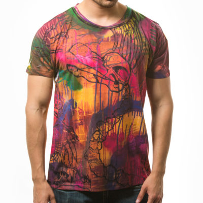 t shirt art fossil